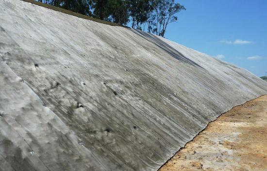 Склон из бетона подсвечник из бетона купить