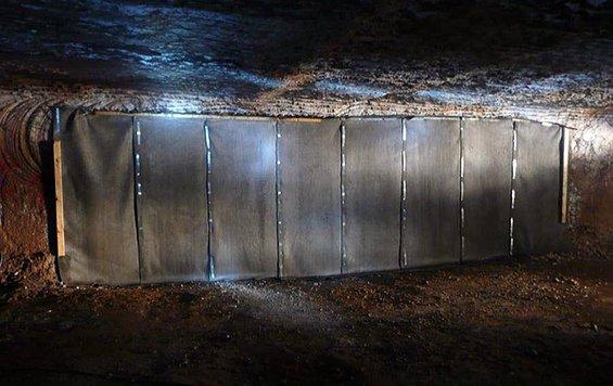 Бетонная смесь в шахте наружное покрытие бетона