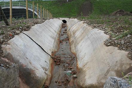 Склон из бетона характеристики дорожного бетона